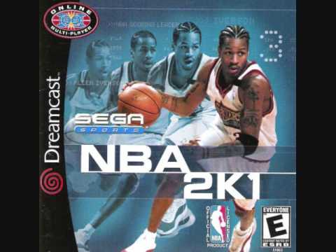 NBA Live And NBA 2K Series Cover History