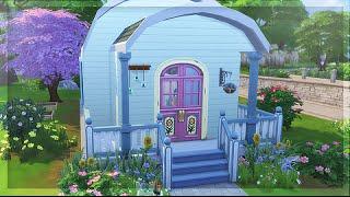 The Sims 4 | Speed Build — Boho Sodo (Micro Home)