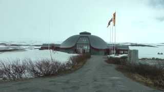 Eine Fahrt zum Polarkreis in Norwegen im Mai (A trip to the Polar Circle/Norway)