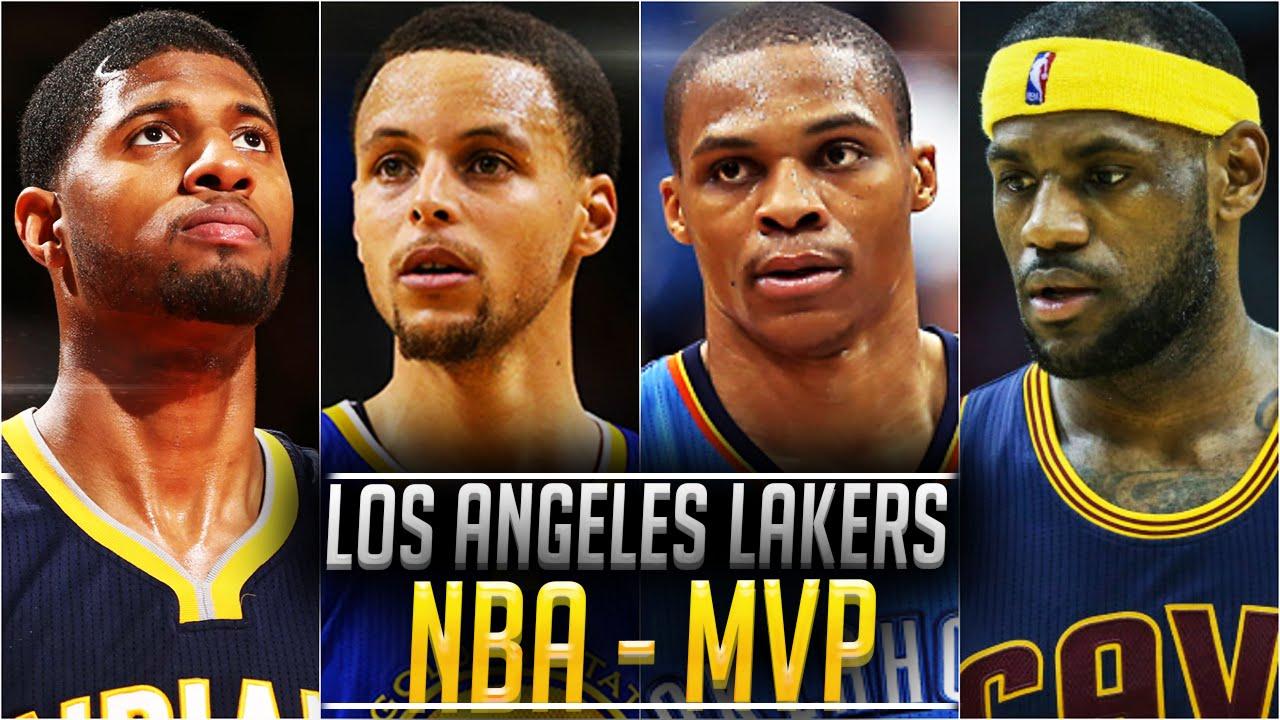 NBA2K16 Lakers MyGM Ep. 27 - End Of Regular Season + 2017 ...