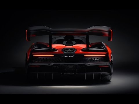 Wow!!!... New McLaren Senna unleashed, lightest hypercar in automaker's Ultimate stable  CAR TV
