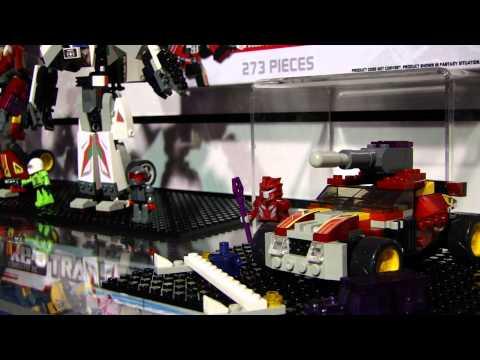 Transformers Kre-O - Toy Fair 2012