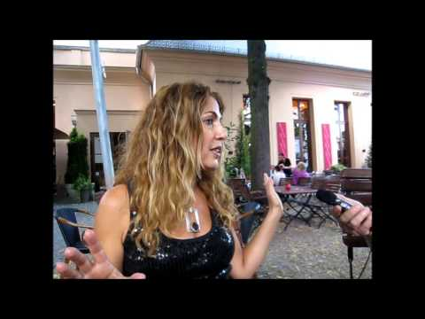 Eurovision Weekend 2013:  Liora Interview (Israel 1995)