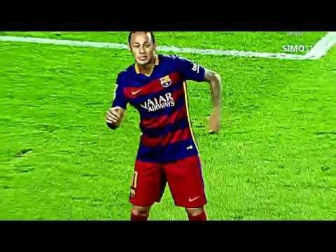 Neymar da Silva Santos Júnior #11  Skills 2016