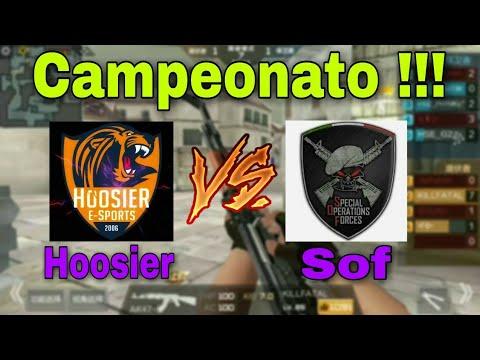 [CFM]:Hoosier Vs Sof !!! Ft.Lucnador (Campeonato) ✔️