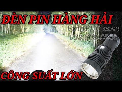 ĐÈN PIN HÀNG HẢI HAIKELITE MT07S