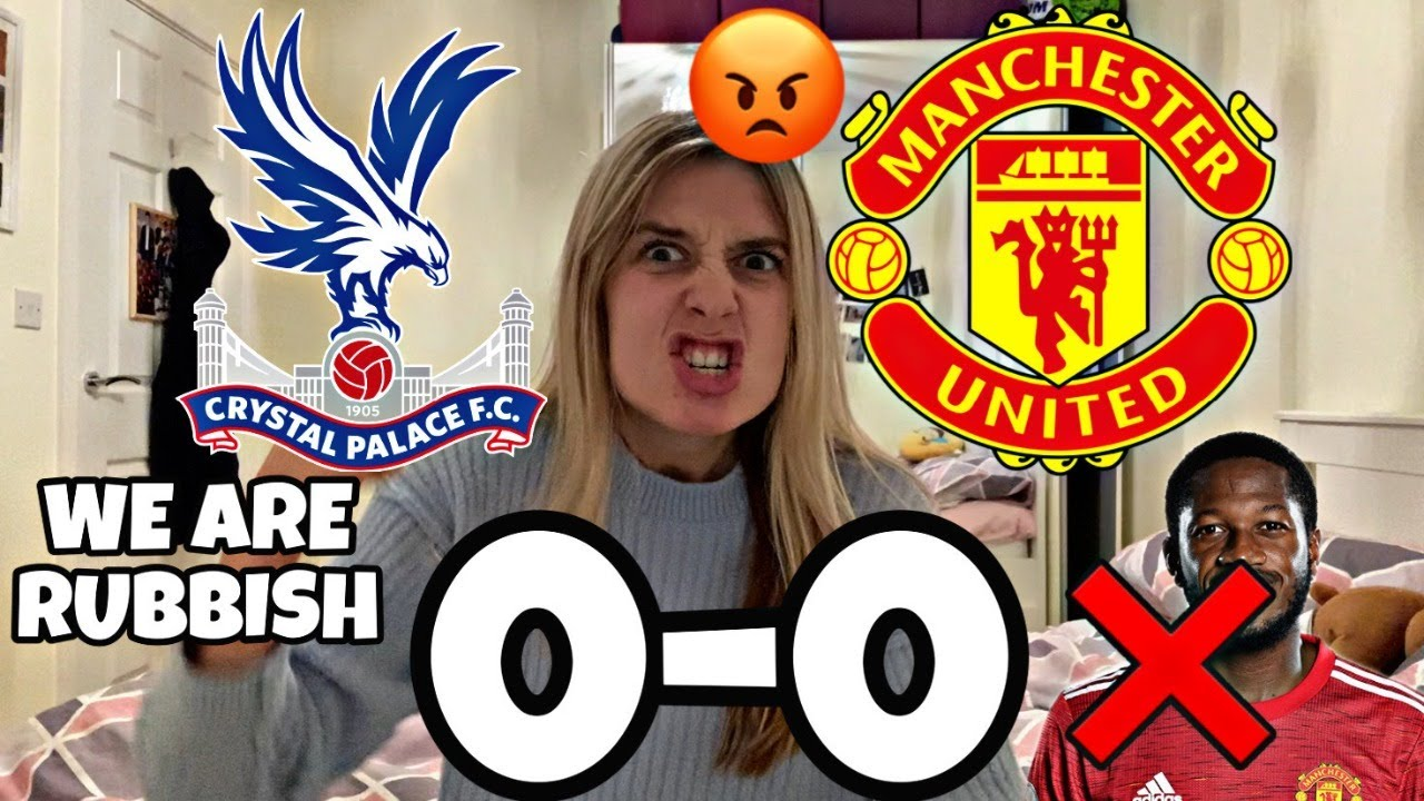 Three things we learned from Crystal Palace  Manchester United