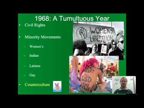 1968 A Tumultuous Year