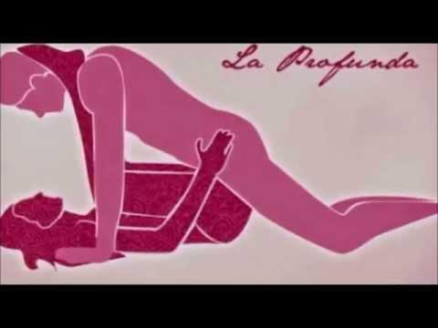 Video que demuestra posiciones de sexo