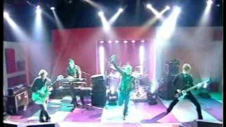 Simple Minds Stay Visible Jonathan Ross Show 2005 Live