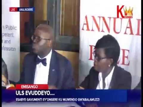 Emisango  Uganda Law Society Evudeyo