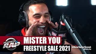 "Mister You ""Freestyle Sale 2021"" #PlanèteRap"