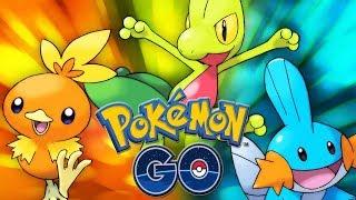 ¡OFICIAL 3 GENERACIÓN (3gen) MUY PRONTO en Pokémon GO! PvP en 2018 [Keibron]