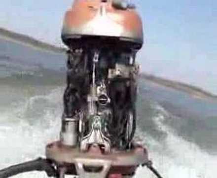 Mercury Mark 78 Outboard 1958 Youtube