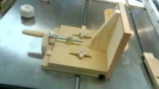 Homemade Tenon Jig Part 2