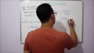 Probabilité  #1 Probabilité élémentaire S2 ECO S3 SMAI SMP SMC