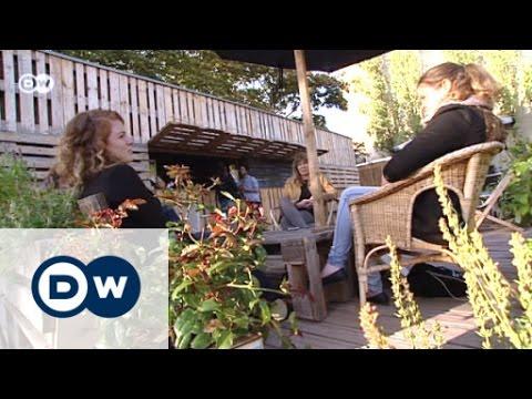Berlin isst grün - Urban Gardening im Trend | Hin & weg