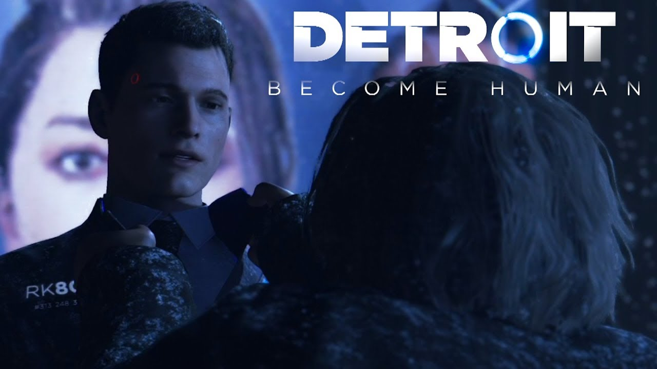 detroit become human lets play 15 facecam aus freunden werden feinde youtube. Black Bedroom Furniture Sets. Home Design Ideas