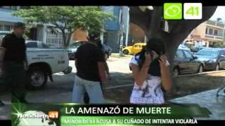 Menor de 14 años acusa a su cuñado de intentar violarla - Trujillo