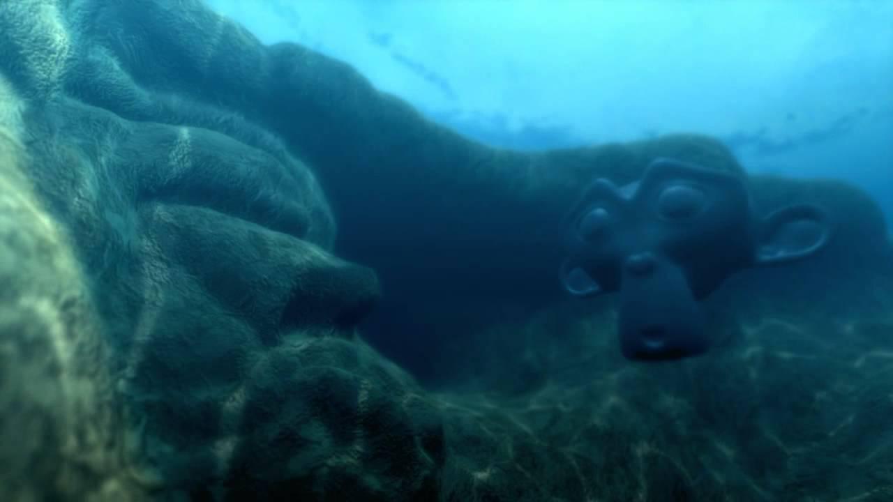 realistic underwater scene in blender 2 61 stage 1 youtube