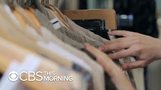Fashion companies try to curb carbon footprint