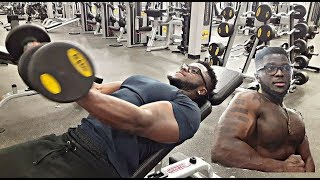 Lower Chest Punishing Exercise (FIX YOUR LOWER CHEST!)