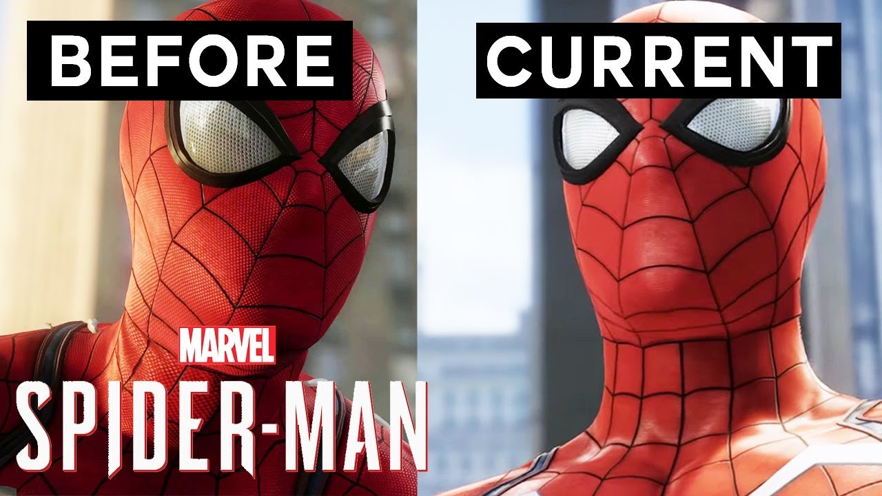 spider-man ps4 downgrade fears - the truth you should know