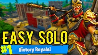 Fortnite: SOLO WIN GUIDE! Easy Wins + High Kills! (Fortnite Battle Royale)