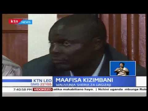 Wafanyikazi wa KRA and KEBS wamefunguliwa mashataka