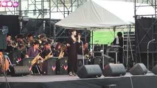 Jazz Picnic In Inagawa 2013 8/10 : 池田 ジャズ オーケストラ