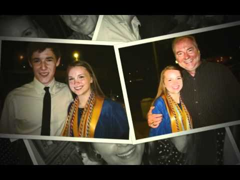 Gabrielle Lindley's 2012 Graduation from Florence High School, Florence, Alabama