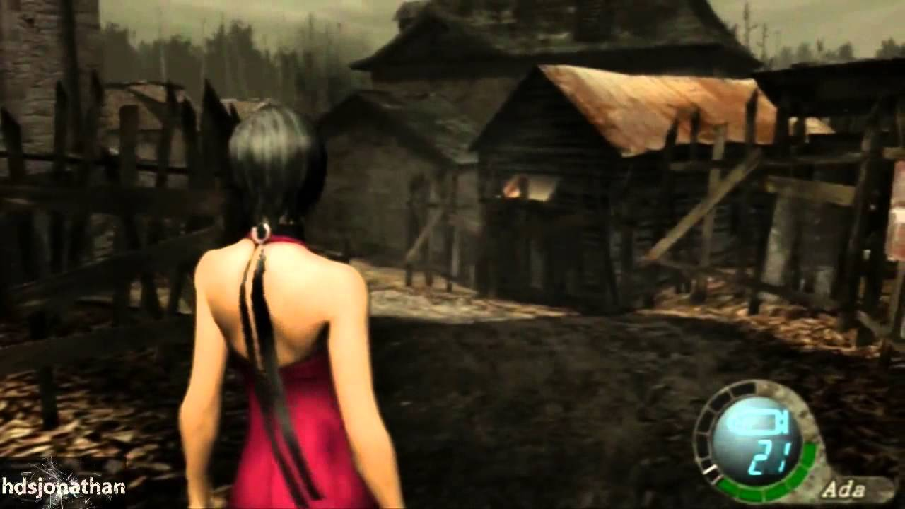 Ada wong vs the hored - 3 part 9