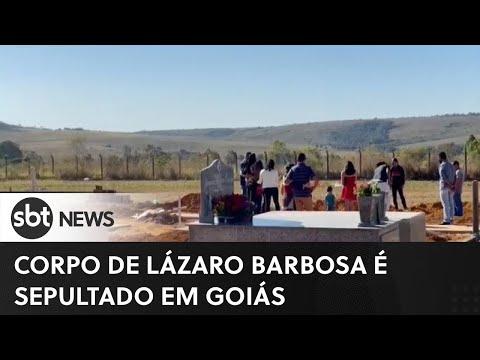 Vídeo do enterro do killer Lázaro Barbosa