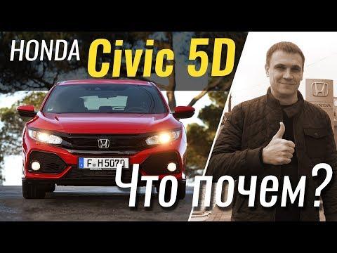 ЧтоПочем Civic 2018 в базе
