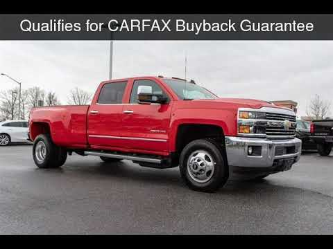 2019 Chevrolet Silverado 3500HD LTZ New Cars - Charlotte,NC - 2019-03-03