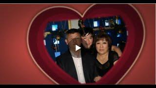 Видео подарок родителям