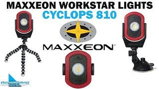 Cyclops - Maxxeon Workstar 810 LED Work Light | Fasteners 101