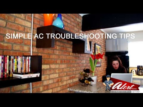 AC Troubleshooting Tips