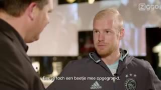 Ajax in Europa: Ajax-clublied heeft Belgisch tintje