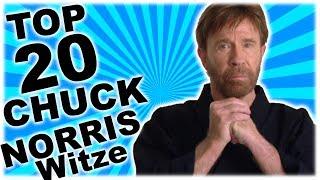DIE LUSTIGSTEN CHUCK NORRIS WITZE !!! :D (Top 20) | feat. 2MindTV