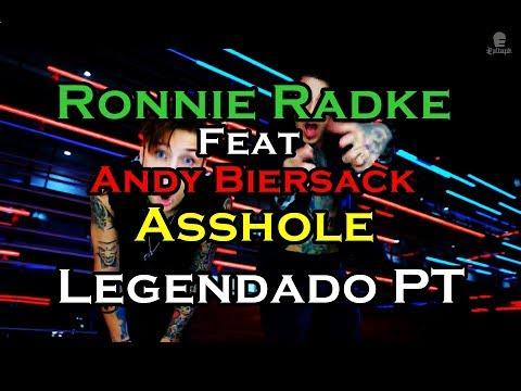 Ronnie Radke - Asshole [Feat Andy Biersack] Legendado PT