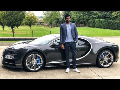 Bugatti Chiron - Fastest Car In The World!   Faisal Khan