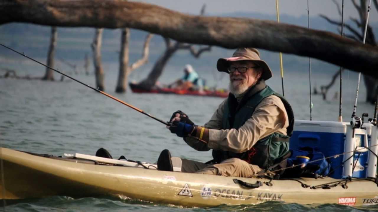 Kayak angler tournament series canyon lake texas youtube for Kayak fishing tournaments