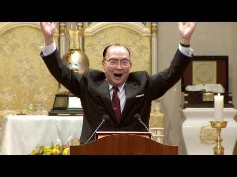 Dr. Bo Hi Pak Seoul Sunday Service September 16, 2012