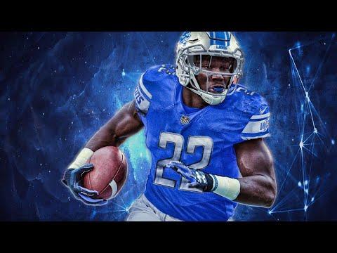 Kerryon Johnson is Detroit Lions Best Running Back Hands Down ... 655eda584
