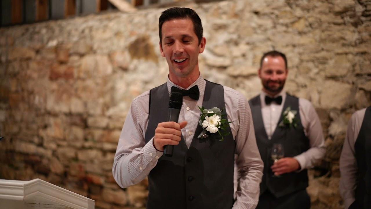 How To Write a Kick-Ass Wedding Speech!