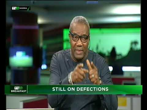 TVC Breakfast  10th August, 2018 | Still on Defections