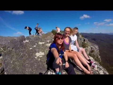 Melbourne Great Ocean Road + Grampians 2015 GoPro Travel