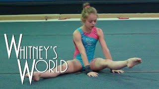 Gymnastics Workout | TOPs Training with Coach Ron | Whitney