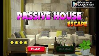 Passive House Escape walkthrough AVMGames.